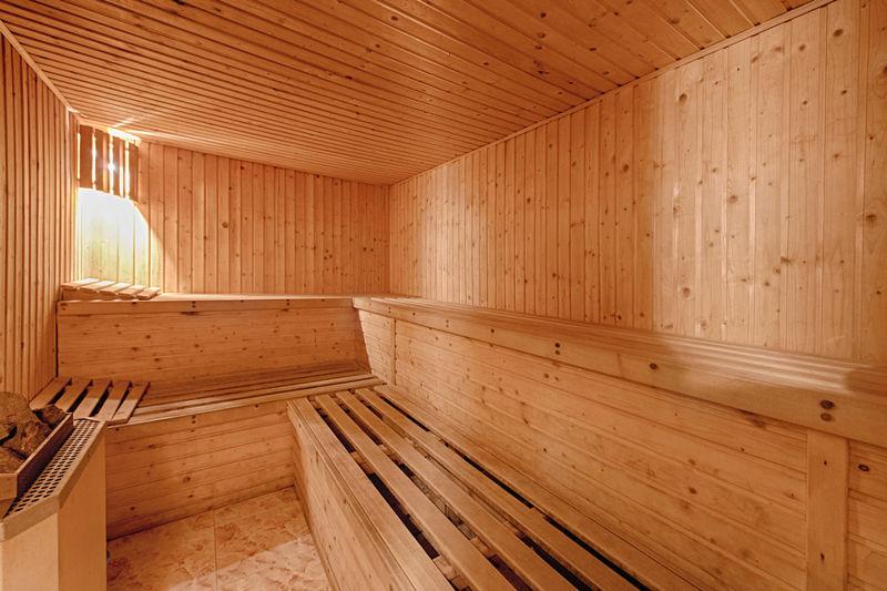 OWR Silesia - sauna
