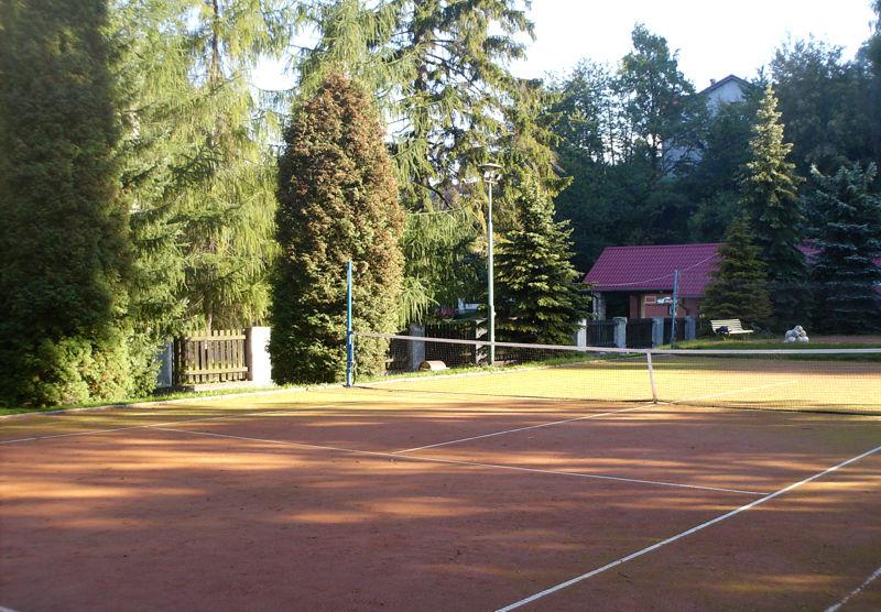 OWR Silesia - kort tenisowy