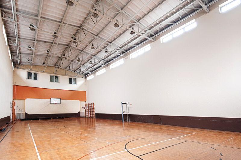 OWR Silesia - hala sportowa