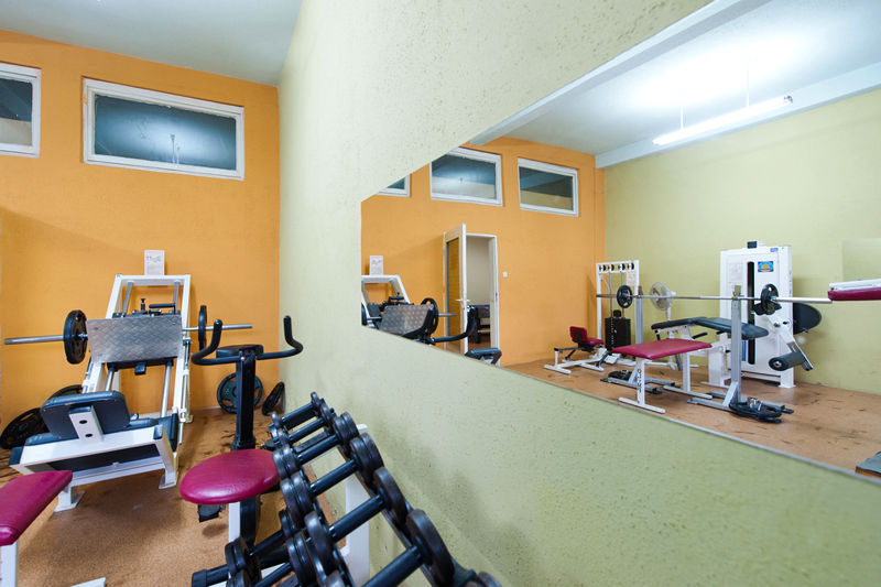 OWR Silesia - siłownia