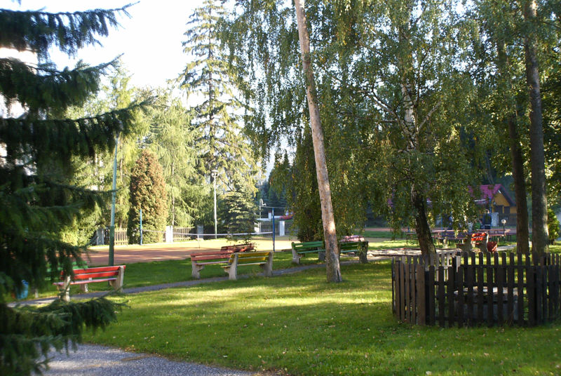 OWR Silesia - ogród